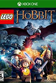 Lego the Hobbit: The Video Game Poster