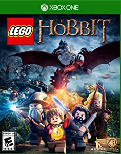 Website for downloadable movies Lego The Hobbit: The Video Game by Jon Burton [480x800]