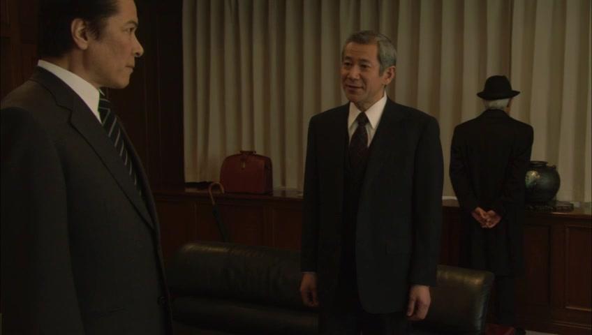 Shunji Fujimura, Takeshi Kaga, and Takeo Nakahara in Death Note: Desu nôto (2006)