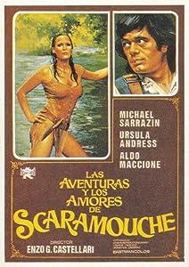 Le avventure e gli amori di Scaramouche Italy