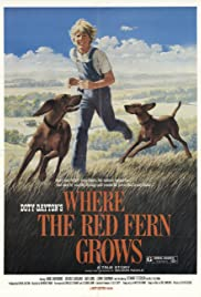 Where the Red Fern Grows(1974) Poster - Movie Forum, Cast, Reviews