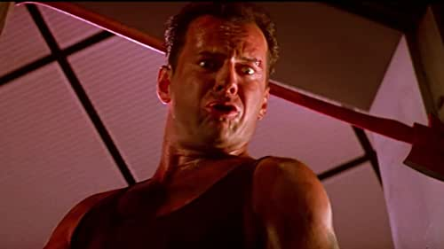 Bruce Willis is John McClane in the film that launched the billion-dollar 'Die Hard' action franchise.