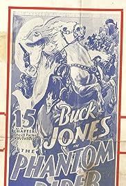 The Phantom Rider Poster