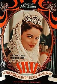 Romy Schneider in Sissi - Schicksalsjahre einer Kaiserin (1957)