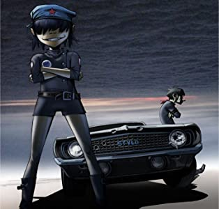 Watches movie Gorillaz Featuring Mos Def and Bobby Womack: Stylo by Jamie Hewlett [h.264]