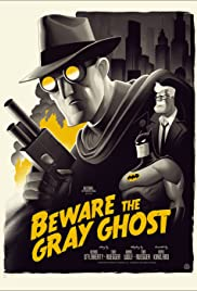 Beware the Gray Ghost Poster