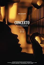 A Concerto Is a Conversation Poster