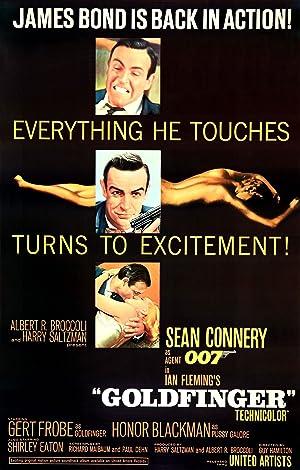 Goldfinger Poster Image