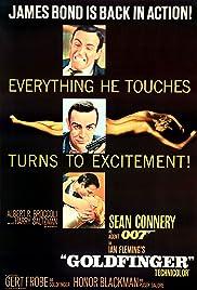 Goldfinger(1964) Poster - Movie Forum, Cast, Reviews