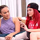 Michelle Waterson and Justina Valentine in The Challenge: Champs vs. Pros (2017)