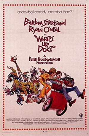 What's Up, Doc? (1972) online sa prevodom