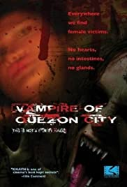 Vampire of Quezon City Poster