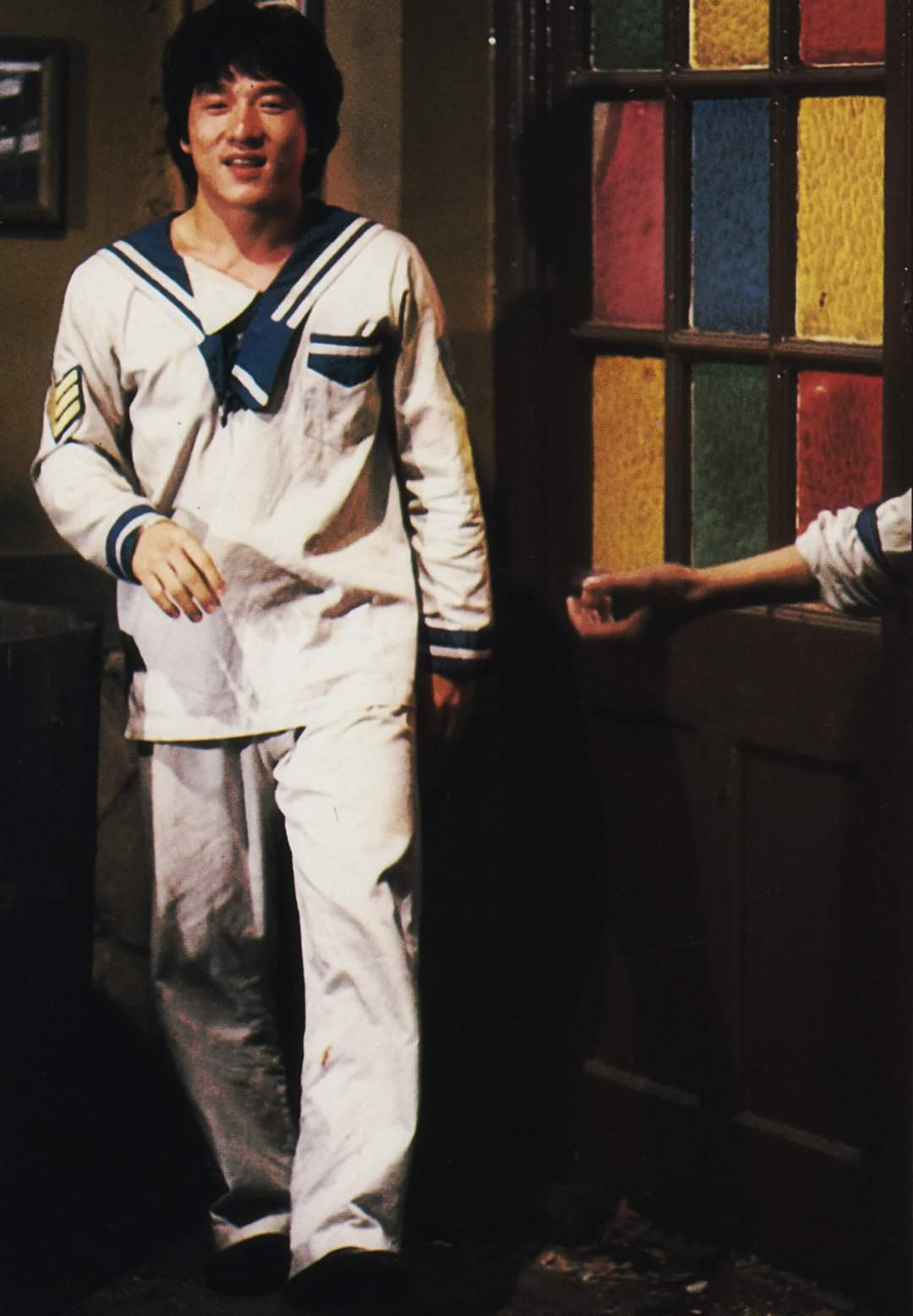 Jackie Chan in A gai waak (1983)