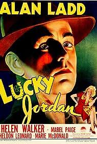 Lucky Jordan (1942) Poster - Movie Forum, Cast, Reviews