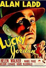 Lucky Jordan Poster
