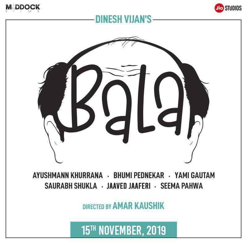 Download Bala Latest Bollywood Movies