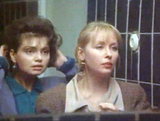 Galina Kazakova and Svetlana Ryabova in Rebro Adama (1991)