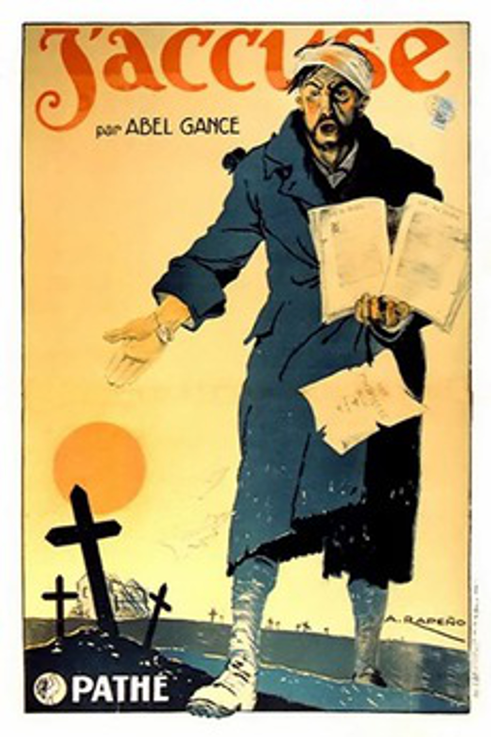 J'accuse! (1919) BluRay 1080p