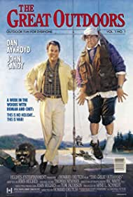 Dan Aykroyd and John Candy in The Great Outdoors (1988)