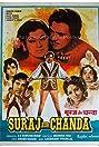 Suraj Aur Chanda (1973) Poster