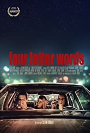 Four Letter Words Poster