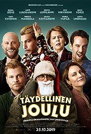 Täydellinen joulu Poster