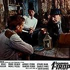 Gérard Blain, Bruno Cremer, and Charles Vanel in 1 homme de trop (1967)