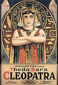 Theda Bara, J. Gordon Edwards, and William Fox in Cleopatra (1917)