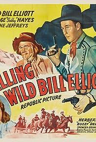 Primary photo for Calling Wild Bill Elliott