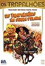 Os Trapalhões na Serra Pelada (1982) Poster