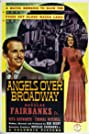 Angels Over Broadway (1940) Poster