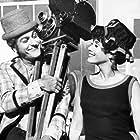 Dick Van Dyke and Michele Lee in The Comic (1969)
