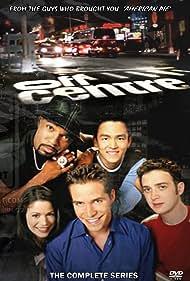 John Cho, Jason George, Sean Maguire, Lauren Stamile, and Eddie Kaye Thomas in Off Centre (2001)