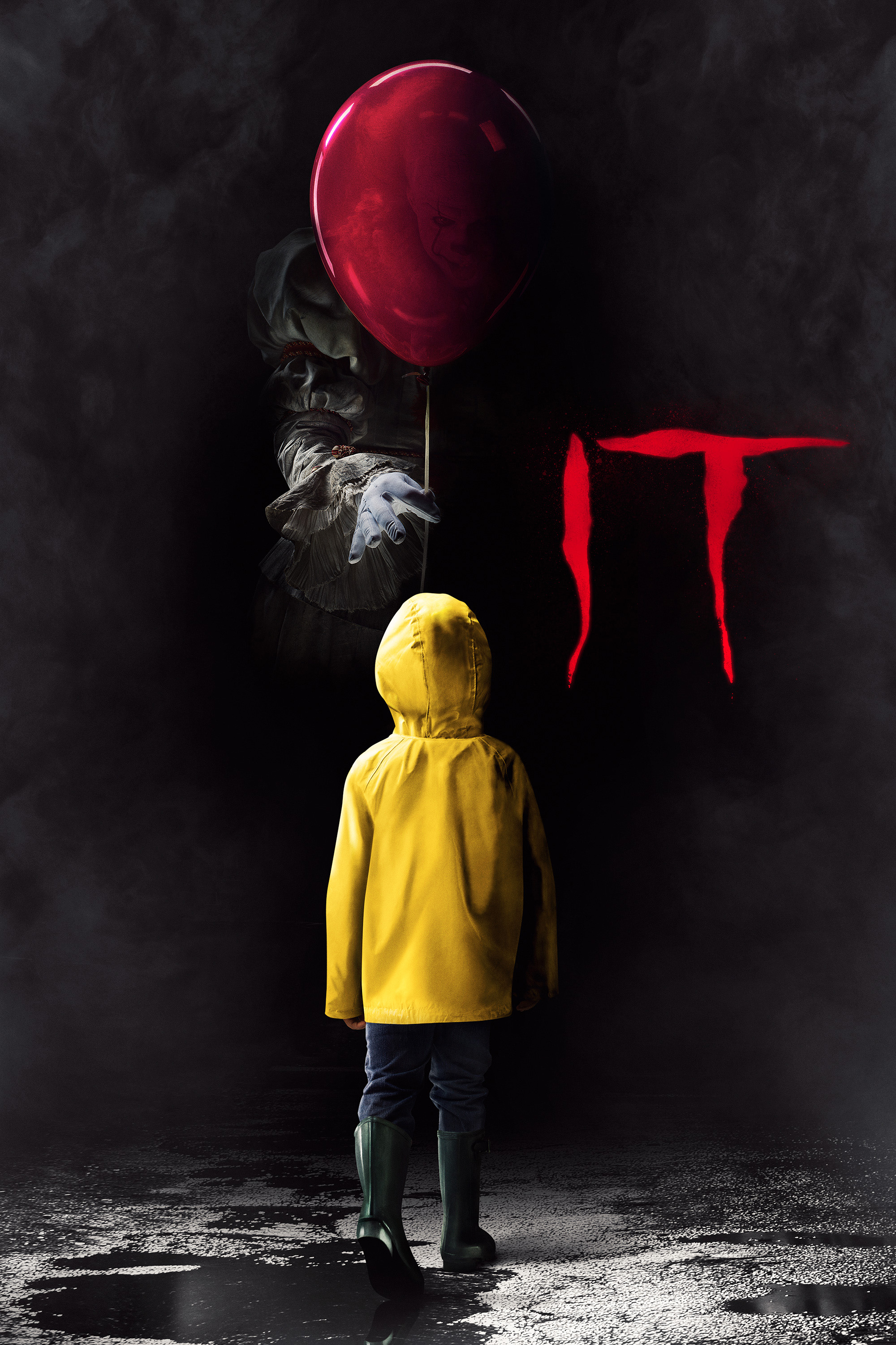 Image result for it movie cover""