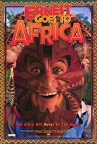 Primary photo for Ernest Goes to Africa