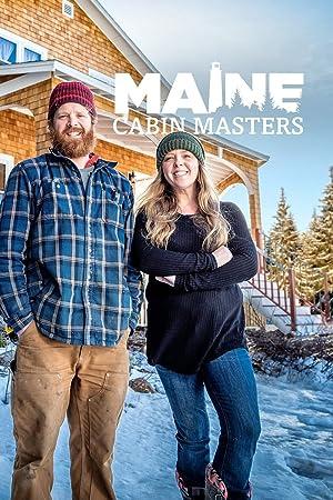 Where to stream Maine Cabin Masters