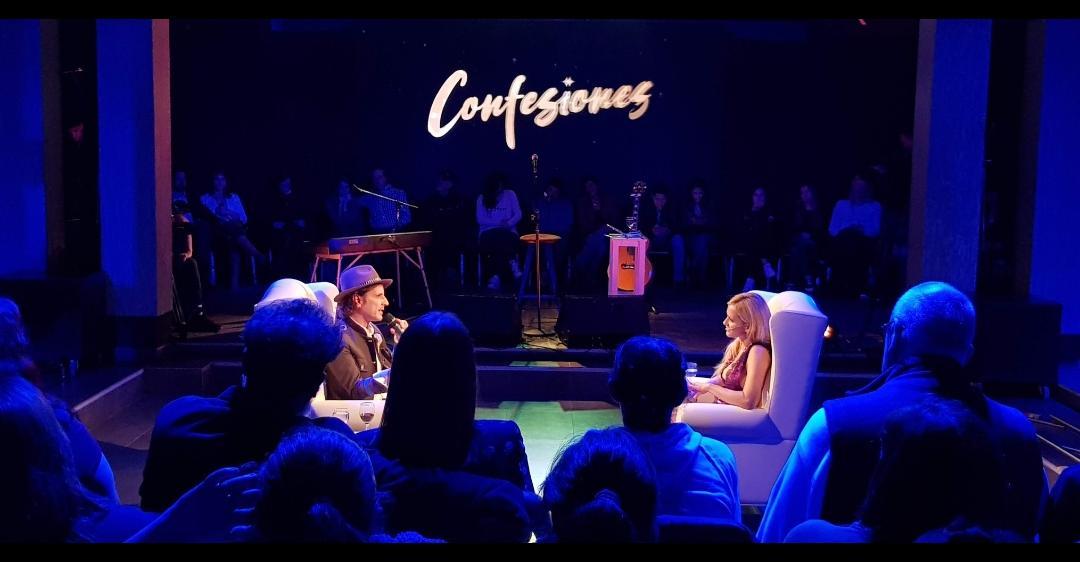 Julieta Prandi in Confesiones Secretos y Canciones (2020)