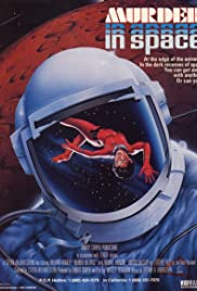 Murder in Space Poster