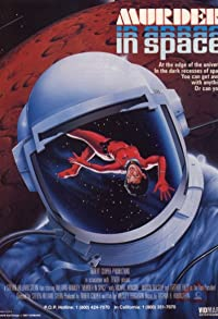 Primary photo for Murder in Space