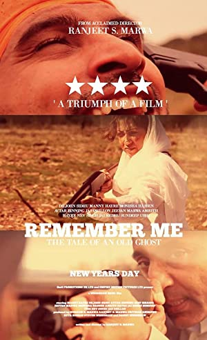 Remember Me: The Tale of an Old Ghost