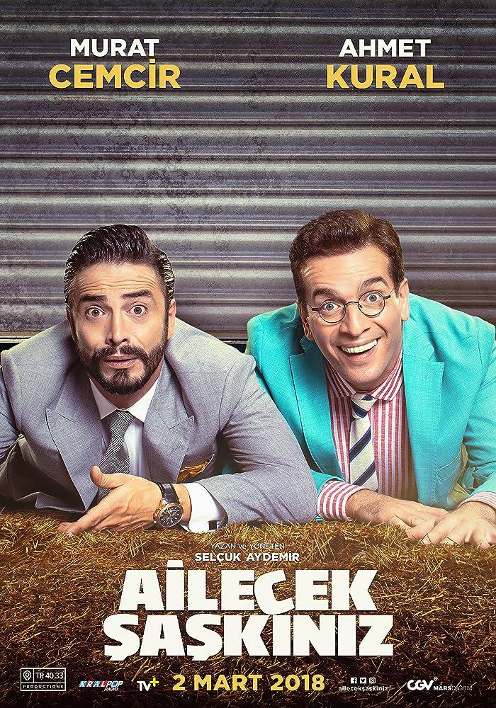 27. Ailecek Saskiniz (2018) İzlenmesi Gereken En İyi Türk Filmleri