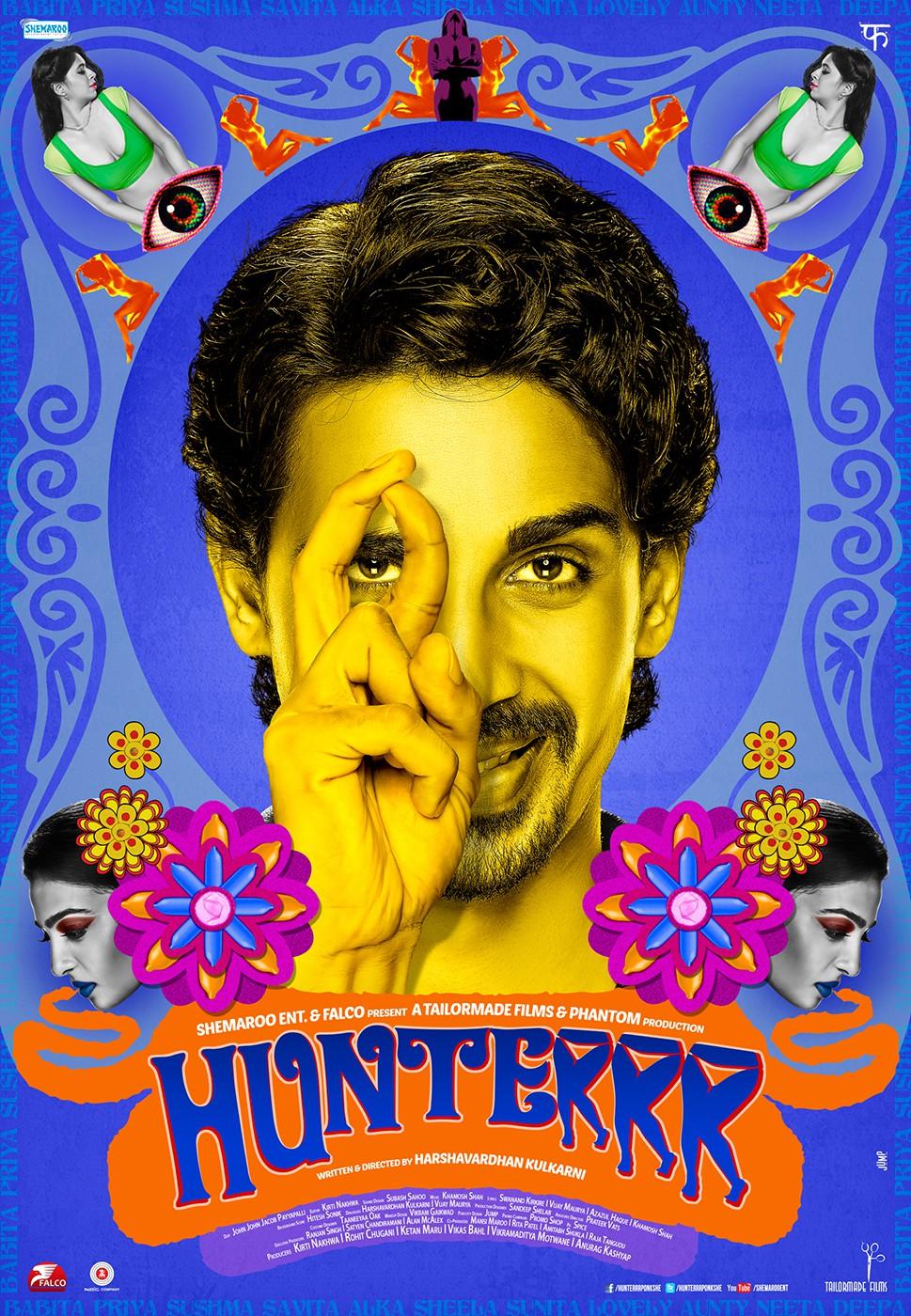 Hunterrr (2015) - IMDb