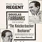 Douglas Fairbanks in The Knickerbocker Buckaroo (1919)