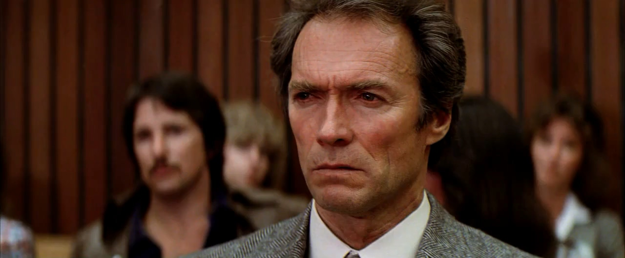 Clint Eastwood in Sudden Impact (1983)