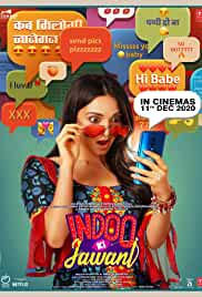 Indoo Ki Jawani (2020) HDRip Hindi Movie Watch Online Free