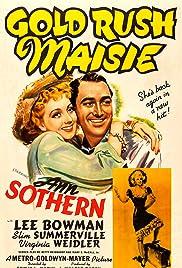 Gold Rush Maisie Poster