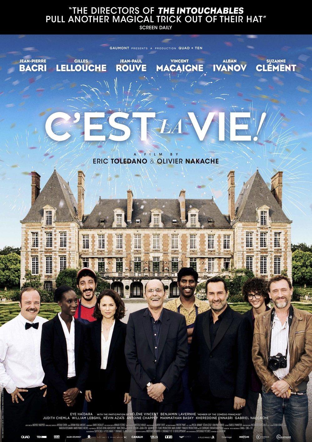 Cest La Vie 2017 Imdb