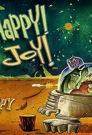 Happy Happy Joy Joy the Ren & Stimpy Story Poster