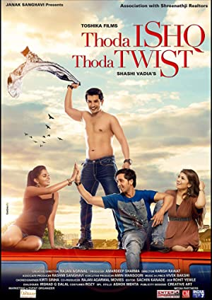 Thoda Ishq Thoda Twist movie, song and  lyrics