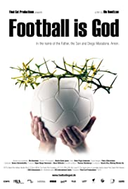 Football is God Poster